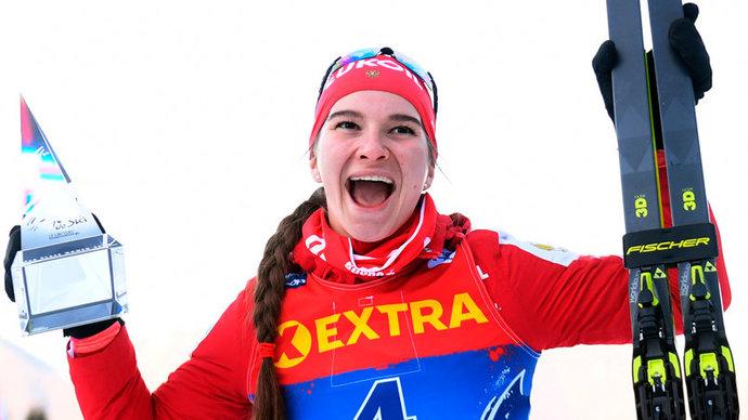 Наталья Непряева: «Последние метры дистанции даются мне легче, чем остальным соперницам»