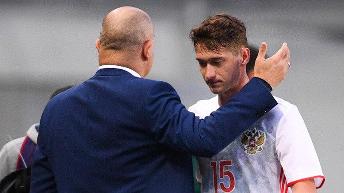 Алексей Миранчук прибыл в расположение сборной России на матч квалификации ЧМ-2022