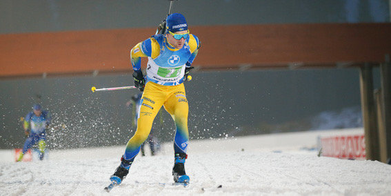 Швед Йеспер Нелин показал лучший ход в гонке преследования, Логинов стал 14-м, проиграв 36 секунд