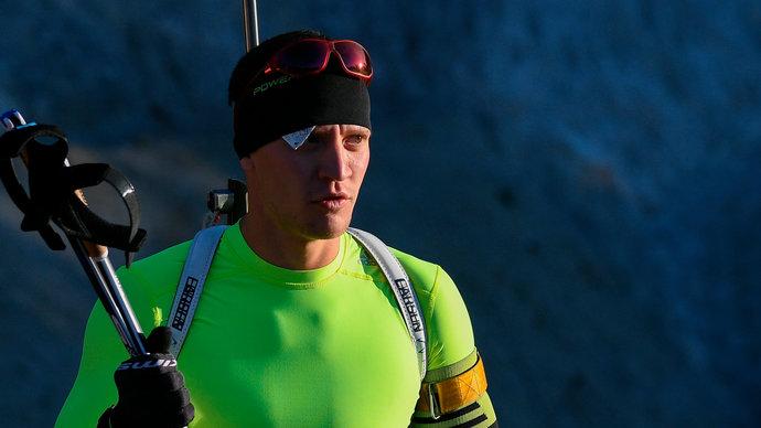 Сучилов победил в индивидуальной гонке на этапе Кубка России