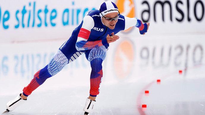 Россияне завоевали бронзу в командной гонке преследования на ЧМ
