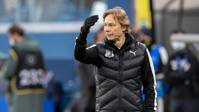 Карпин ответил на вопрос о возможном возвращении в «Спартак»