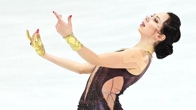 Елизавета Туктамышева: «Чемпионат России был одним из самых сложных стартов в карьере»