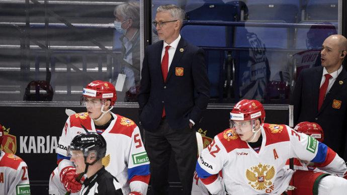 Игорь Ларионов: «Штуцле – хороший игрок, но у нас таких хоккеистов 25»