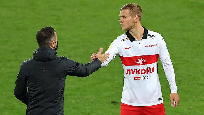 Андрей Аршавин: «Спартак» будет рад, если Кокорин покинет команду»