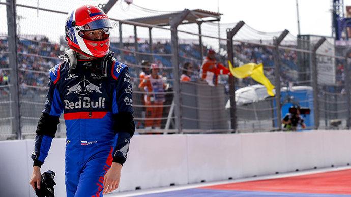 Даниил Квят: «Если в следующем году меня не будет в «Формуле-1», я сделаю всё, чтобы вернуться в 2022 году»
