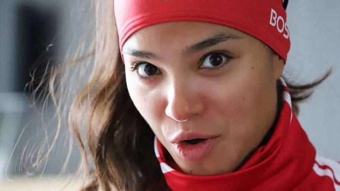 Лыжница Степанова считает, что обогнала бы Миронову в забеге без винтовок