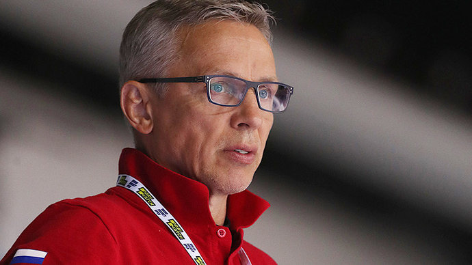 Игорь Ларионов — о матче с Германией: «Планируем начать активно, гегенпрессинг включаем сразу»