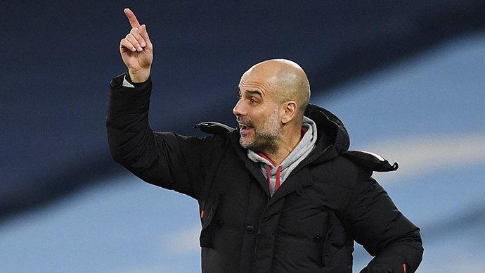 «Манчестер Сити» прошел «Боруссию» и вышел в четвертьфинал Лиги чемпионов