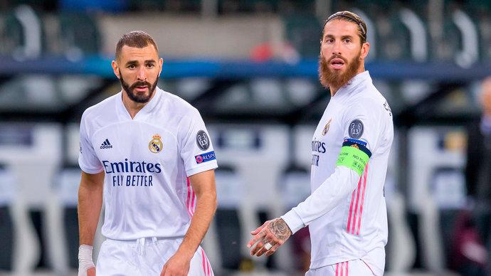 Бензема не попал в заявку «Реала» на матч с «Аталантой» в ЛЧ