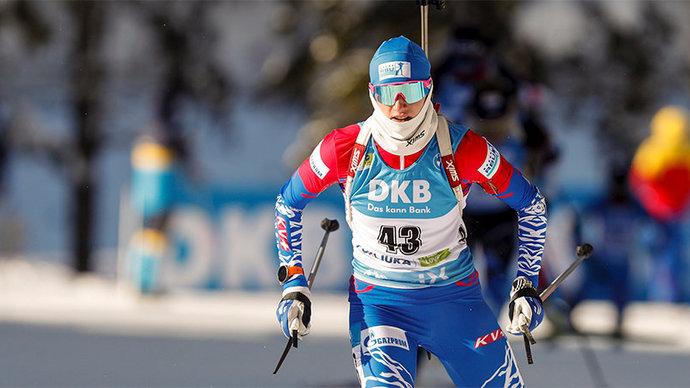 Миронова побежит индивидуальную гонку на ЧМ