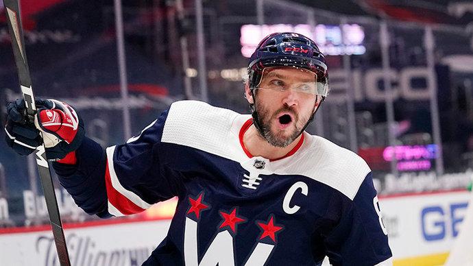 Овечкин вошел в топ-100 ассистентов в истории НХЛ