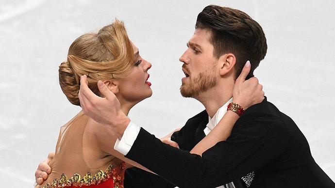Степанова и Букин стали чемпионами России в танцах на льду