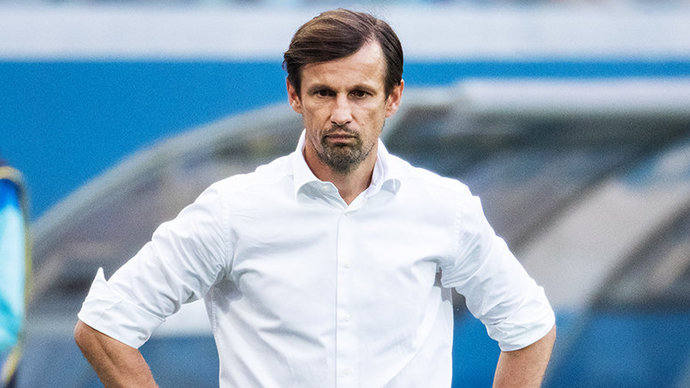 Сергей Семак: «Ловрен будет работать с командой, его участие в матче с «Боруссией» под вопросом»
