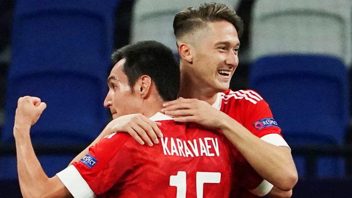 Дзюба, Миранчук, Мирзов и Дюпин вызваны в сборную России на матчи отбора к ЧМ-2022