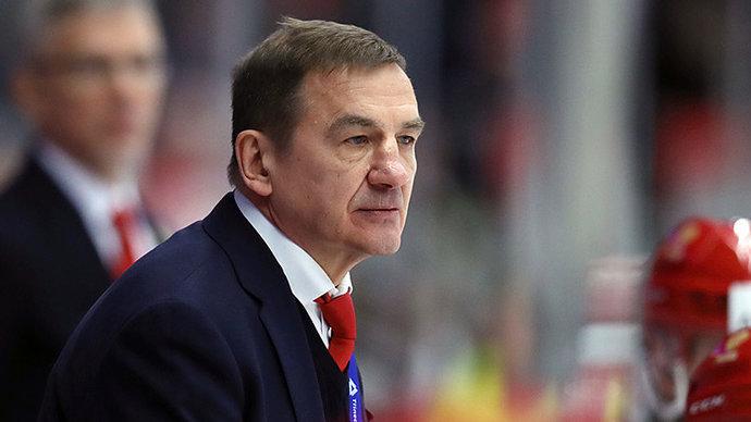 Валерий Брагин: «Матч со сборной Чехии был очень полезен для российских хоккеистов»