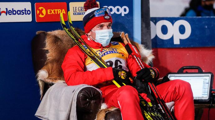Федерация лыжных гонок России подала апелляцию на наказание Червоткина за столкновение с Беловым
