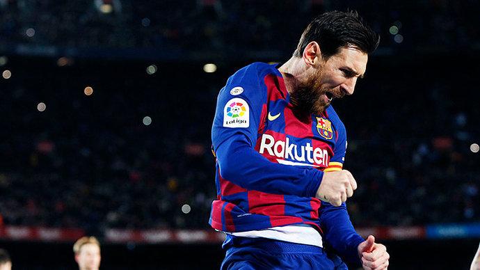 Месси остался один мяч, чтобы повторить рекорд Пеле по голам за один клуб