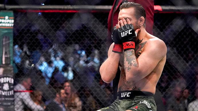 Макгрегор обошел Фергюсона в рейтинге легкого веса UFC, Олейник вернулся в топ-10 тяжелого дивизиона