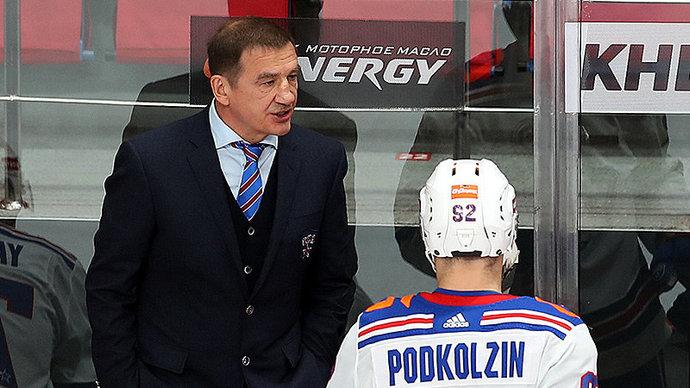 СКА упустил шанс стать первым четвертьфиналистом Кубка Гагарина, проиграв минскому «Динамо»
