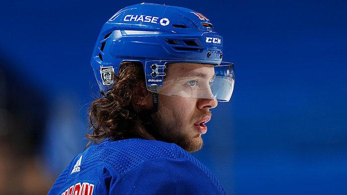 Панарин признан первой российской звездой недели в НХЛ