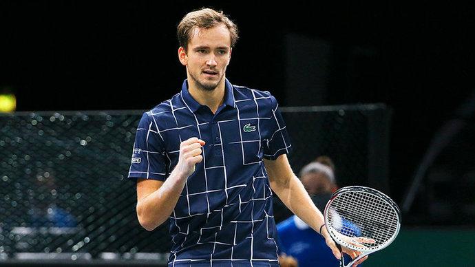 Даниил Медведев: «15 побед подряд — это круто. Интересно, много ли есть игроков с такими сериями»