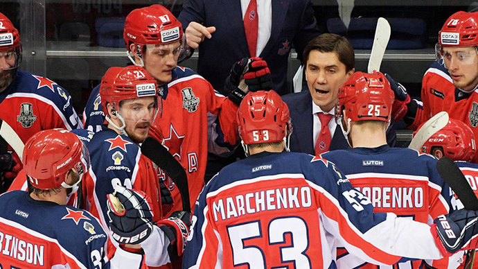Игорь Никитин: «Попросили ребят сконцентрироваться. Они молодчики, откликнулись»