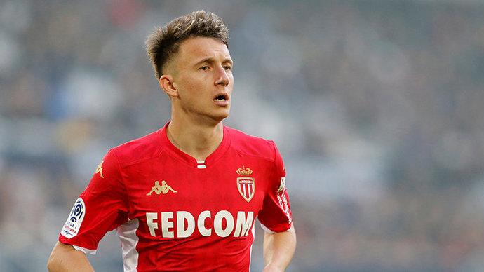 Головин вернется на поле в первой игре «Монако» в новом году