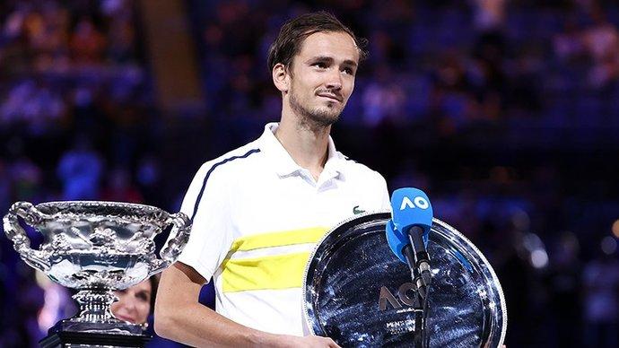 Даниил Медведев: «Не тот матч, что я хотел, но горжусь своим выступлением»