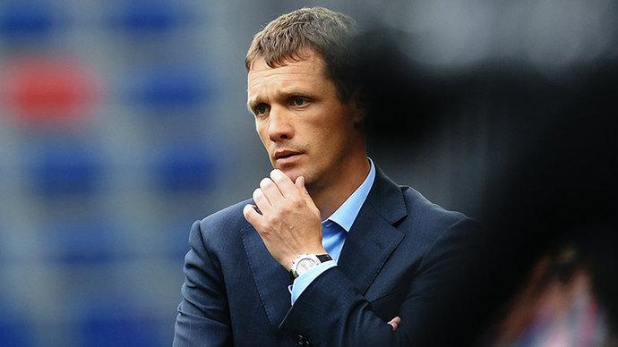 Виктор Ганчаренко: «Остаюсь ли я главным тренером ЦСКА? Я же здесь с вами»