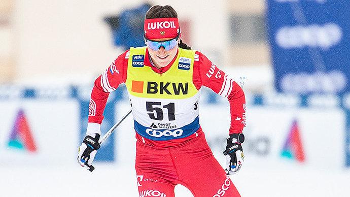 Юлия Ступак: «Эмоционально заключительная гонка на «Тур де Ски» была самой сложной в карьере»