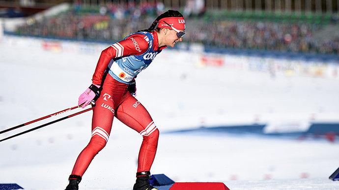 Юлия Ступак: «Результат в скиатлоне достаточно слабый, но знаю, что есть еще резерв»