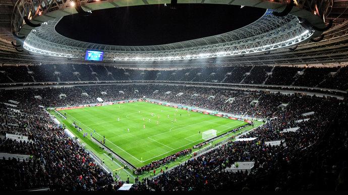 В РФС допустили проведение матча Россия — Хорватия в «Лужниках»