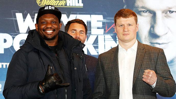 Поединок Поветкина и Уайта номинирован на звание «Лучший бой года»