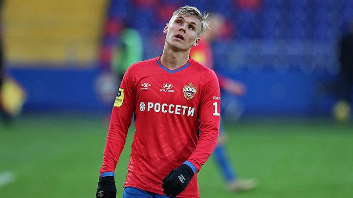 Сигурдссон подумывает об уходе из ЦСКА