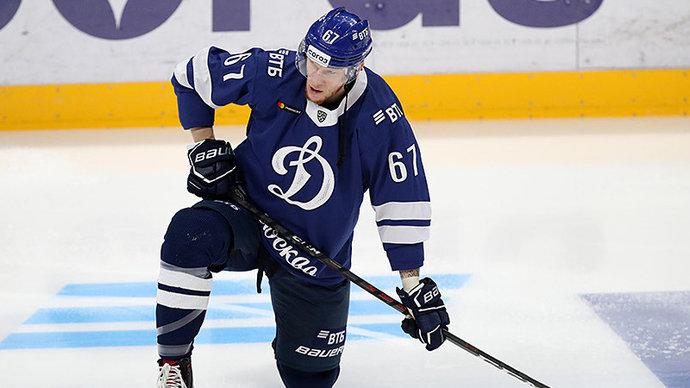 Самонов, Чайковский и Бек – лучшие хоккеисты недели в КХЛ