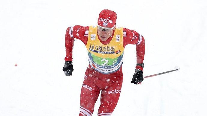 Якимушкин пожаловался на работу лыж на втором этапе эстафеты