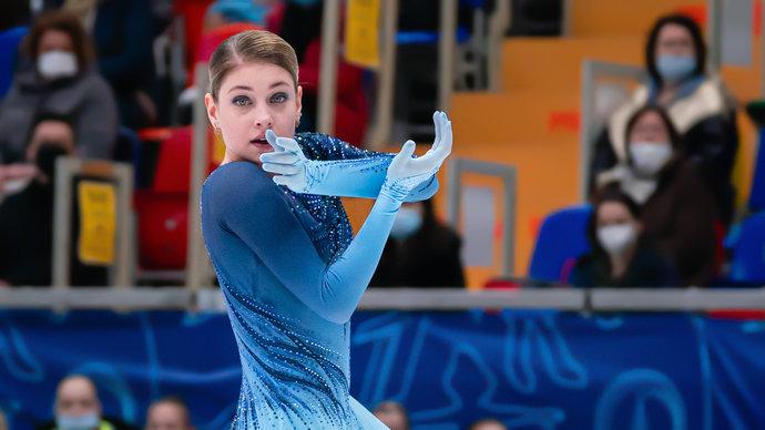 Косторная, Нугуманова и Алиев заявлены запасными на чемпионат мира в Стокгольме