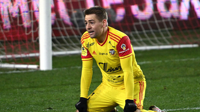 «Химки» обыграли «Арсенал» благодаря голу Кухарчука