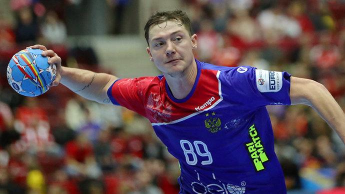 Стал известен состав сборной России по гандболу на чемпионат мира