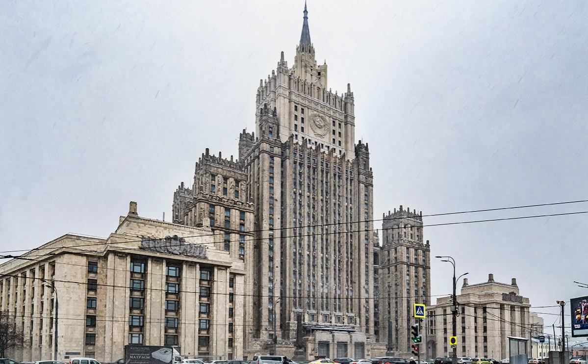 МИД назвал «сдерживанием России» заявления стран НАТО и ЕС по Навальному