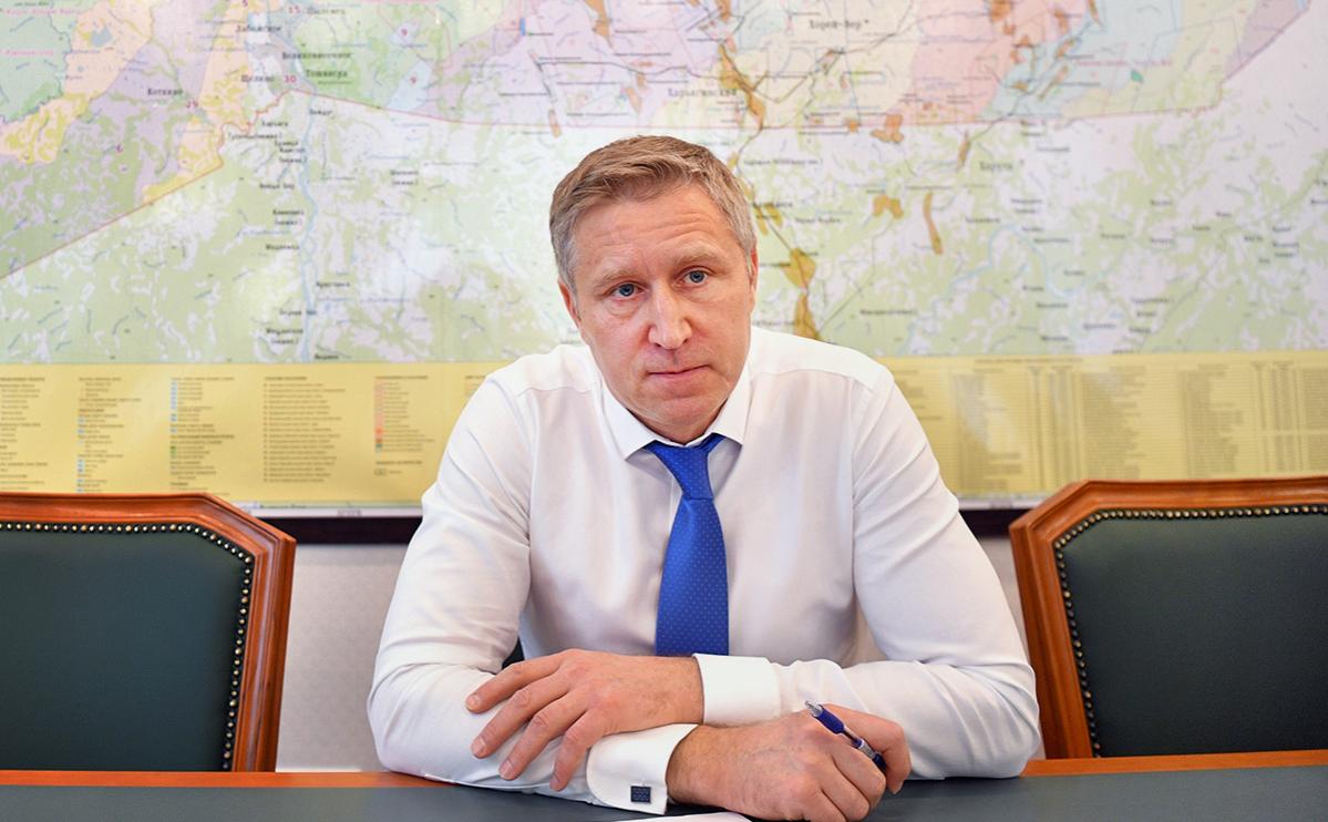 Губернатор Ненецкого автономного округа заразился COVID-19