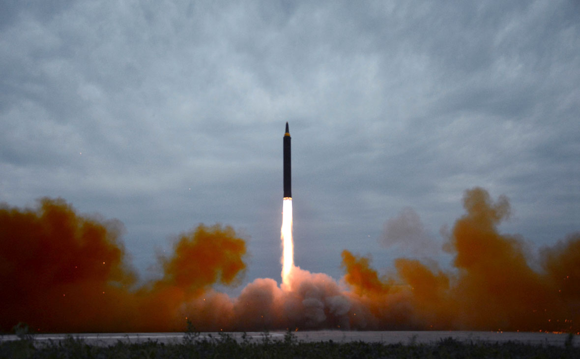 Эксперты оценили опасность запусков ракет из КНДР для России