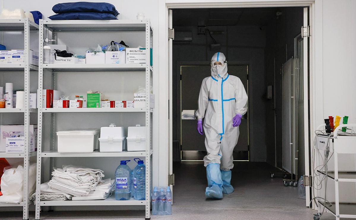 За сутки в России умерли 559 человек с коронавирусом