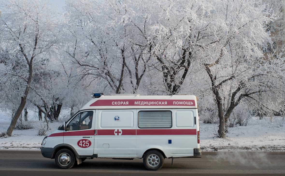В Самарской области в ДТП с микроавтобусом и грузовиком погибли люди