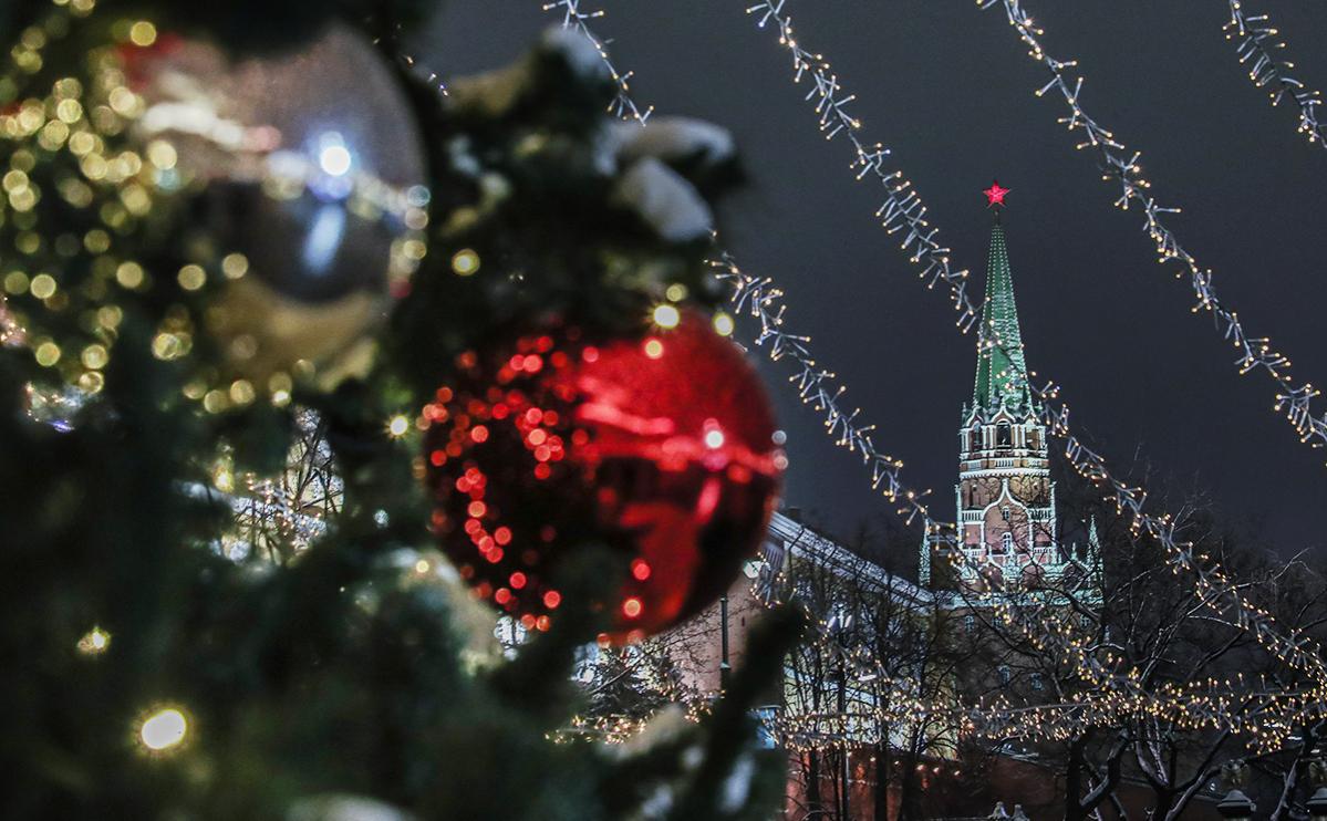 Власти ограничат вход на Красную площадь в новогоднюю ночь