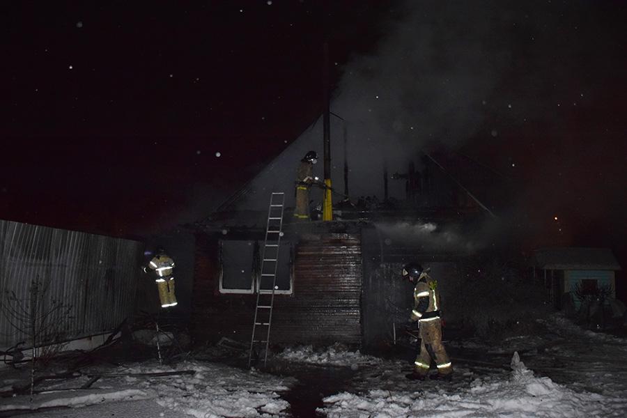 Хозяйку частного дома престарелых под Тюменью арестовали по делу о пожаре