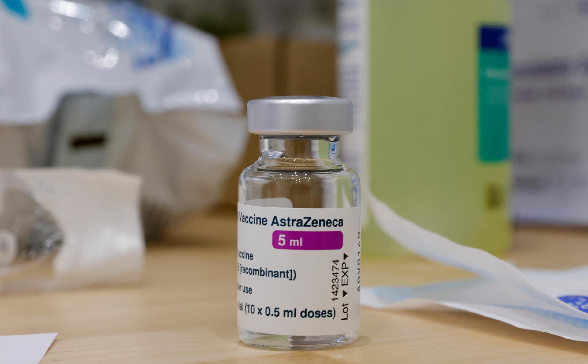 Словения и Кипр приостановили вакцинацию препаратом AstraZeneca