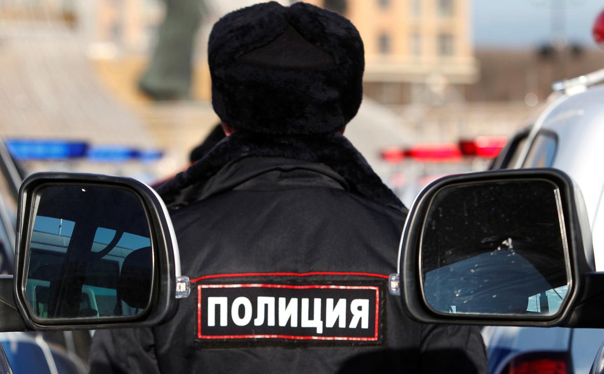 Полиция задержала пытавшегося ограбить банк в Москве