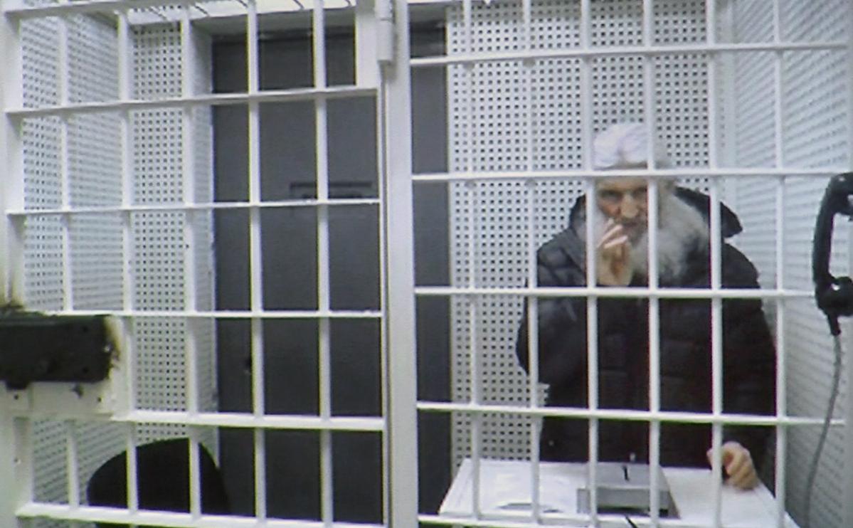 Суд оставил под арестом бывшего схиигумена Сергия
